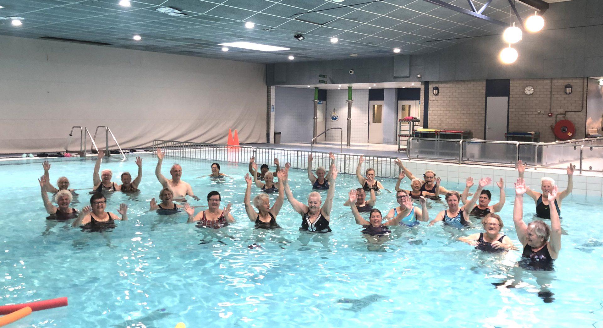 Zwembad De Peppel : Mbvo swimfit zwembad de peppel