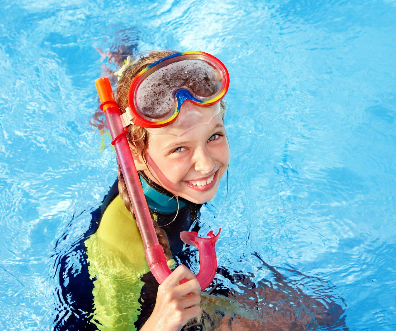 Snorkelcursus bij Zwembad de Peppel