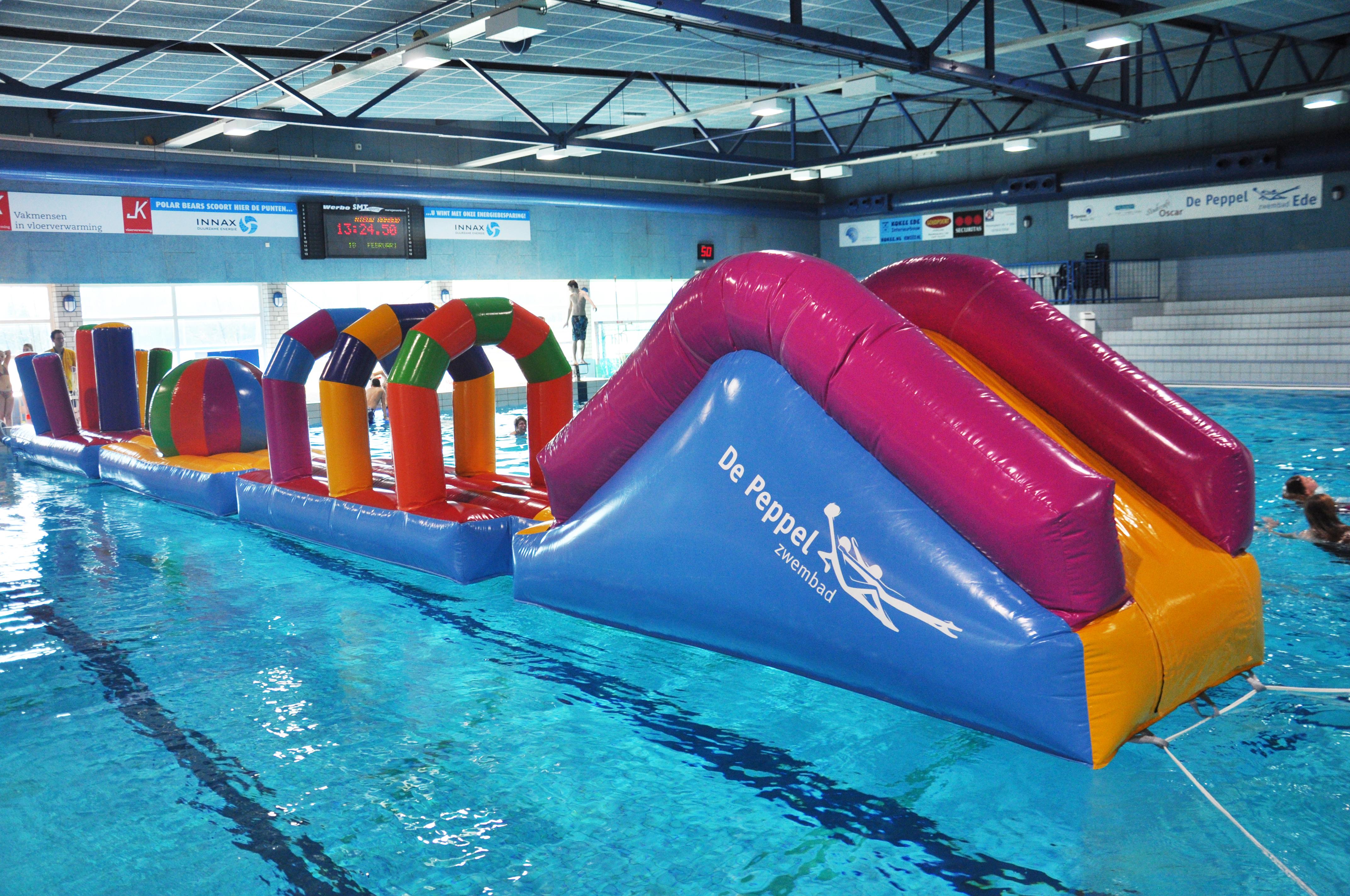 Zwembad De Peppel.Familiezwemmen Recreatief Tarief Zwembad De Peppel